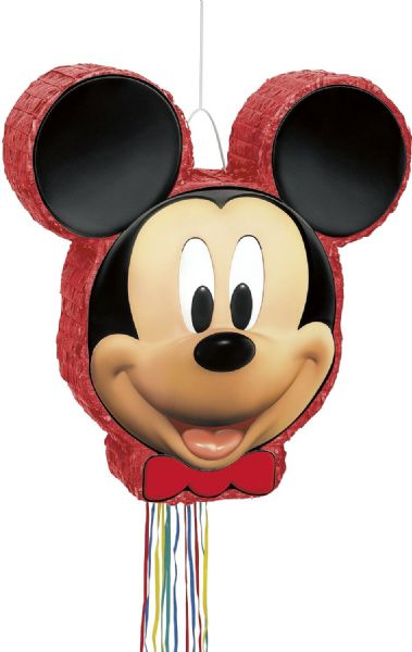 Disney Mickey Mouse Drum Pull Pinata